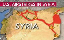 U.S. airstrikes in Syria