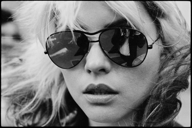 Photos from the early years of Blondie