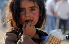 The faces of Syria's refugees