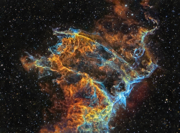 Prize-winning astronomy photos