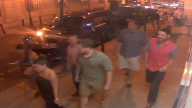 ​2 men who beat gay couple in Philadelphia take plea - CBS News