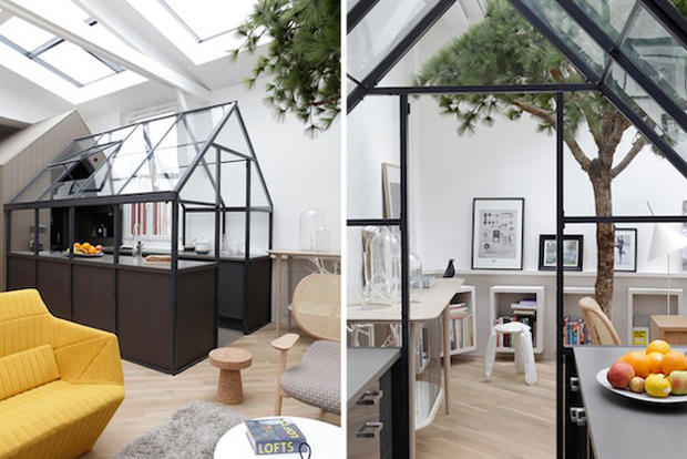 Fine 5 Greenhouses That Are Actually Homes Cbs News Complete Home Design Collection Barbaintelli Responsecom