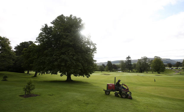 Behind the scenes at the Ryder Cup