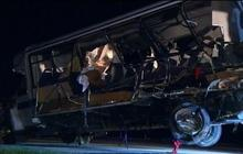 Driver in fatal truck crash says he was distracted