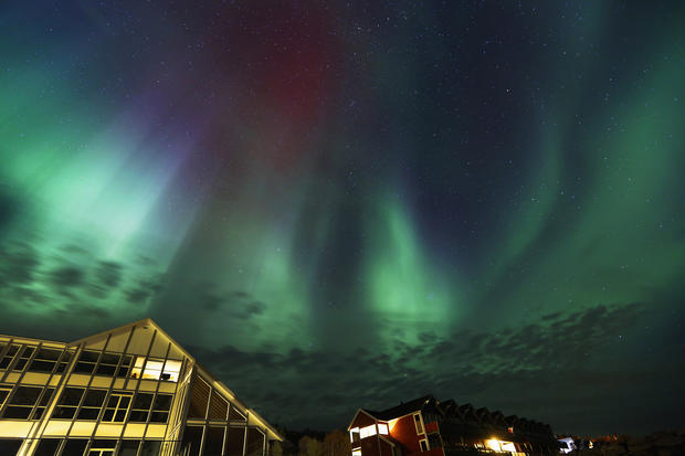 Norway's breathtaking skies