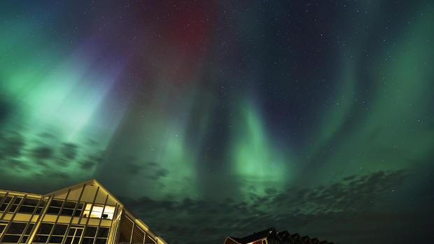Norway's breathtaking skies