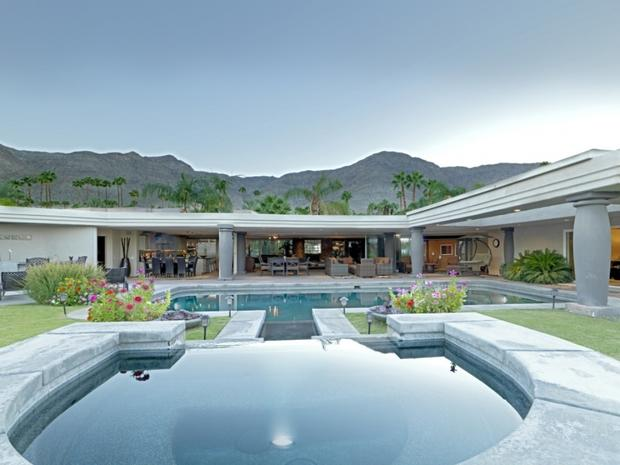 Admire these legends? You can buy their homes - CBS News