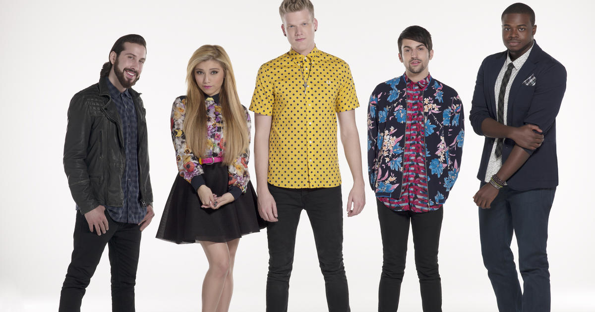 pentatonix on new eps pitch perfect 2 and the future cbs news