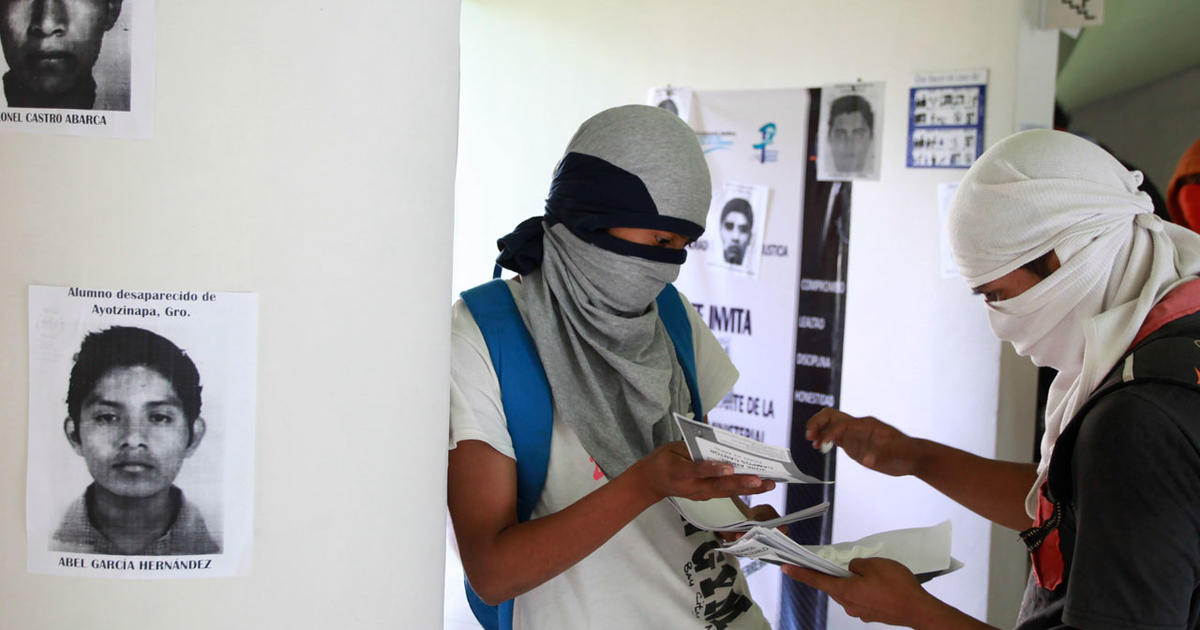 Cartels, corruption, and the case of 43 missing Mexican students