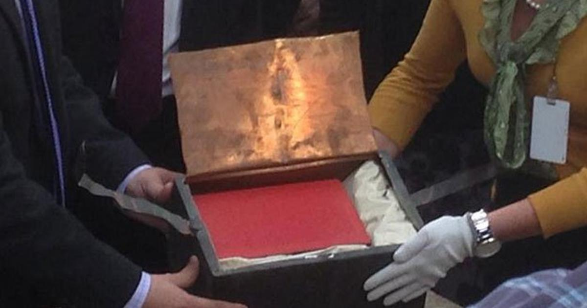 Boston Time Capsule From 1901 Opened Cbs News