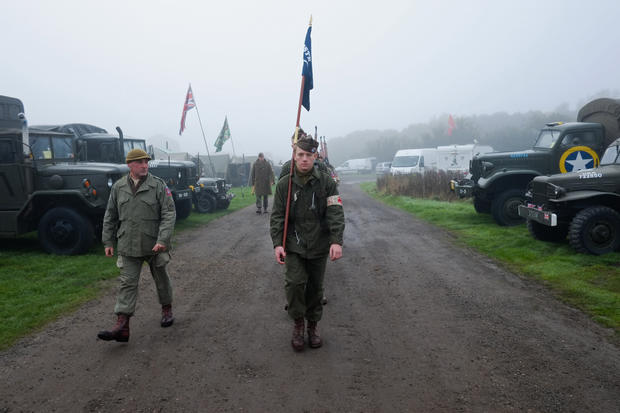 "A ""wartime"" weekend"