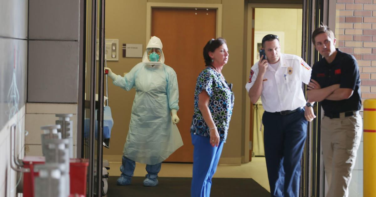 More people in Dallas being monitored for Ebola - CBS News