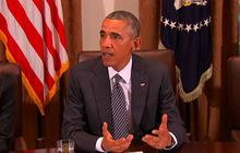 Obama: Rapid response teams should be mobile within 24 hours of Ebola outbreak