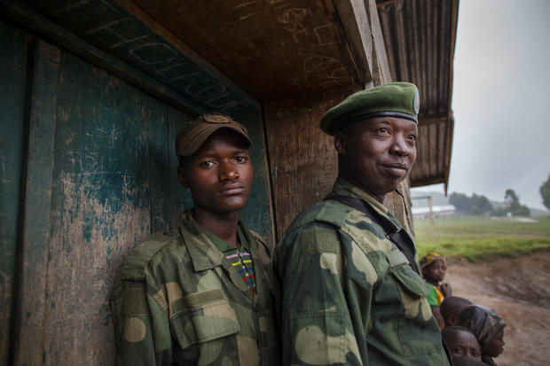 Time runs out for rebels in eastern Congo