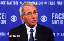 "Dr. Anthony Fauci concerned about ""blanket"" Ebola quarantines"