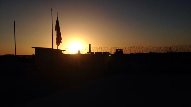U.S. Marines end operations in Afghanistan