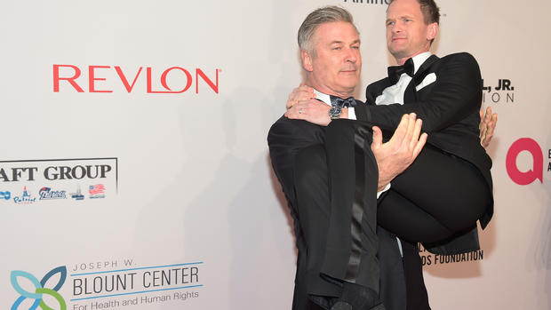 Elton John's 2014 AIDS Foundation gala