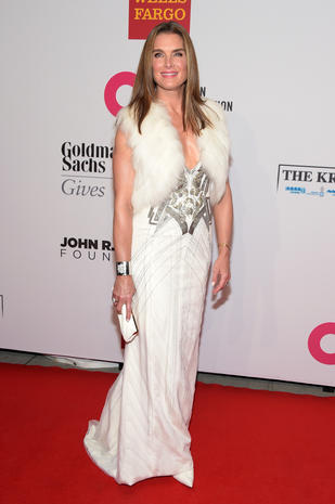 Elton John's 2014 AIDS Foundation gala