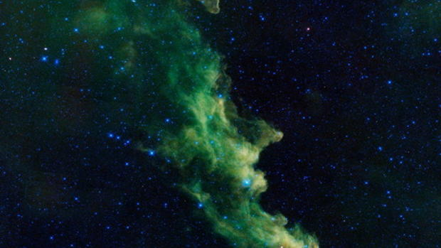 5 spooky space images