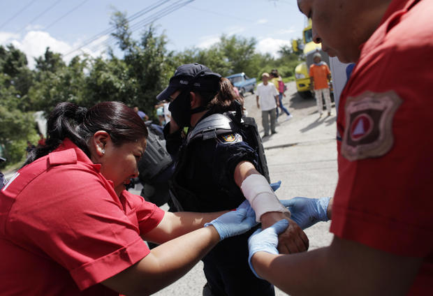 Mexicans rage against student massacre
