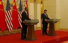 Obama, China's President Xi make deal on emissions