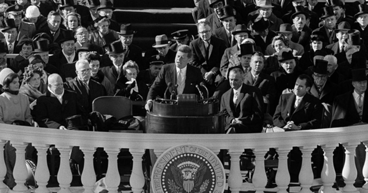 jfk inaugural speech It was also in his inaugural address that john f kennedy spoke his famous words, ask not what your country can do for you, ask what you can do for your country.