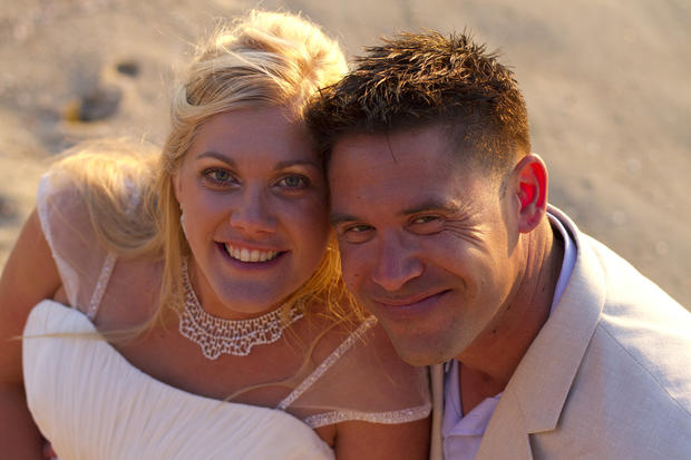 Kristin Werkhoven and Brian Brimager