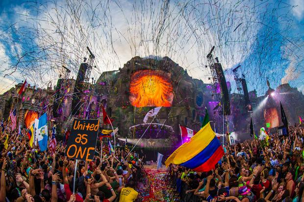 24 reasons to go to an EDM festival before you die