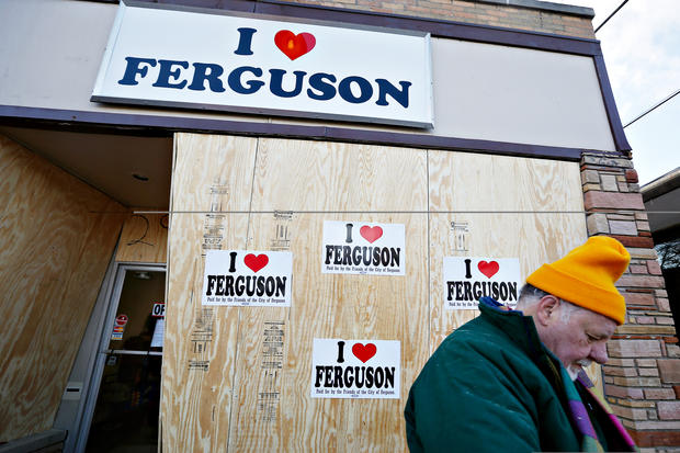 Ferguson braces for grand jury report