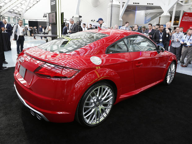 LA Auto Show: California Dreamin'