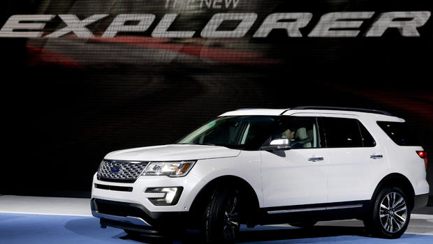 Ford Explorer Carbon Monoxide Recall >> Ford offers free repairs as Explorer exhaust complaints grow - CBS News