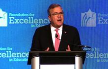 "Jeb Bush: Common Core education standards should be ""new minimum"""
