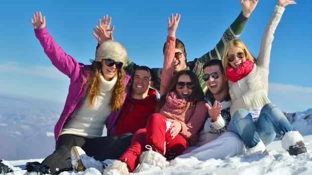 Winter health hazards