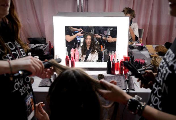Victoria's Secret Fashion Show 2014: Primp and prep