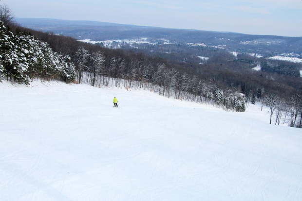 Ski areas open for the season