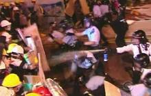 Hong Kong protesters' gamble backfires