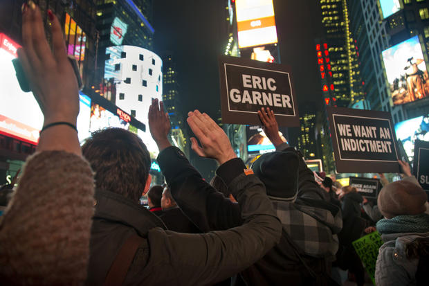 Reaction to Eric Garner grand jury
