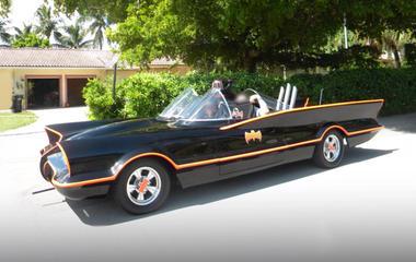 Benji Novack: Batman collector