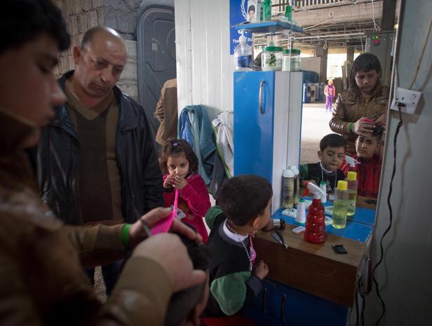 The displaced Christians of Erbil, Iraq