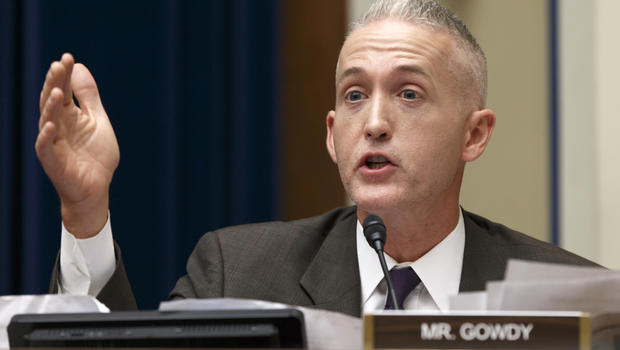Image result for trey gowdy pointing