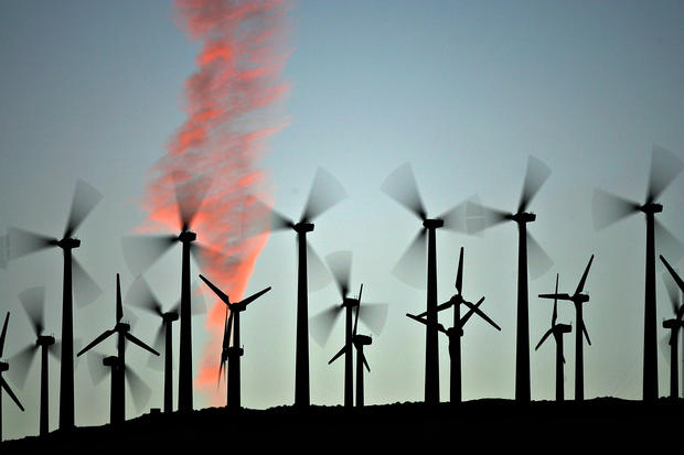 Wind power a growing energy source worldwide