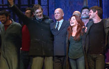 "Sting extends run on Broadway musical ""The Last Ship"""