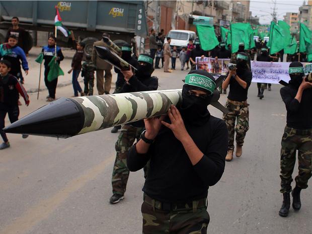hamas Qassam brigade