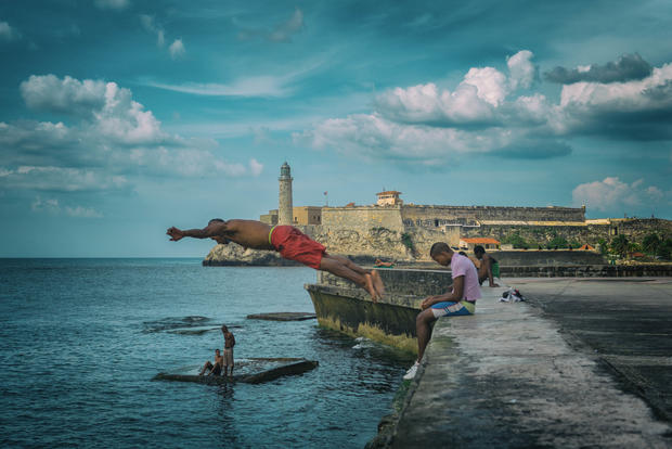 Beauty of Cuba revealed in photographs
