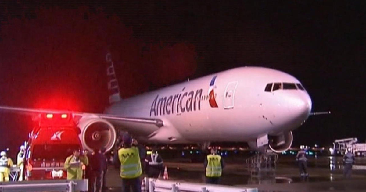 Violent Turbulence Aboard American Airlines Flight Injures