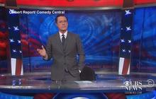 """Stephen Colbert signs off as host of """"The Colbert Report"""""""