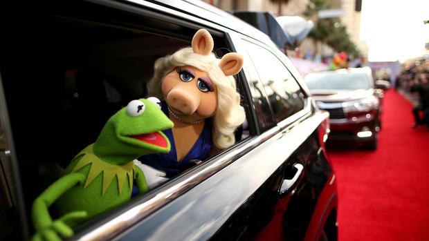 """The Muppets"" make a comeback"