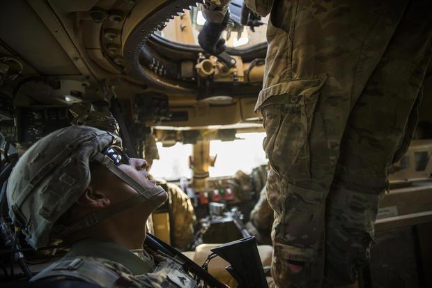 U.S. troops leaving Afghanistan