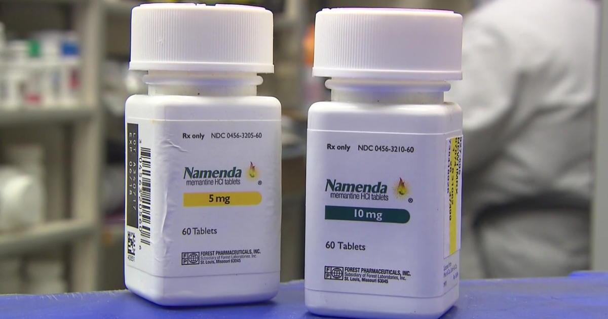 Judge makes ruling in Alzheimer's drug case - CBS News