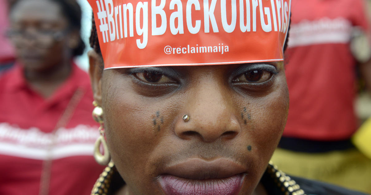 1 year on, Nigeria admits kidnapped girls may be lost